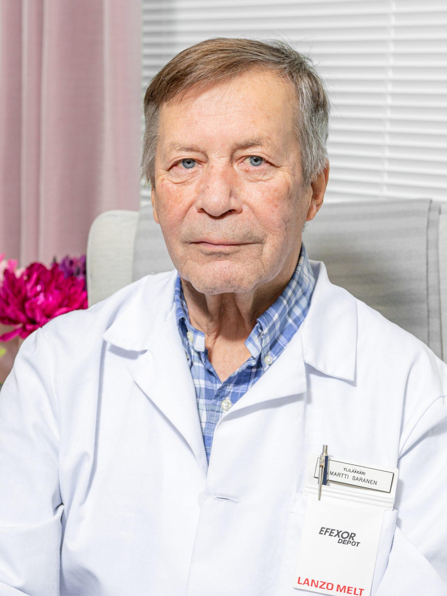 Martti Saranen